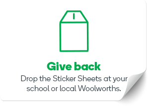 Discover woolworths online drop sheets at your school or local woolworths negle Image collections