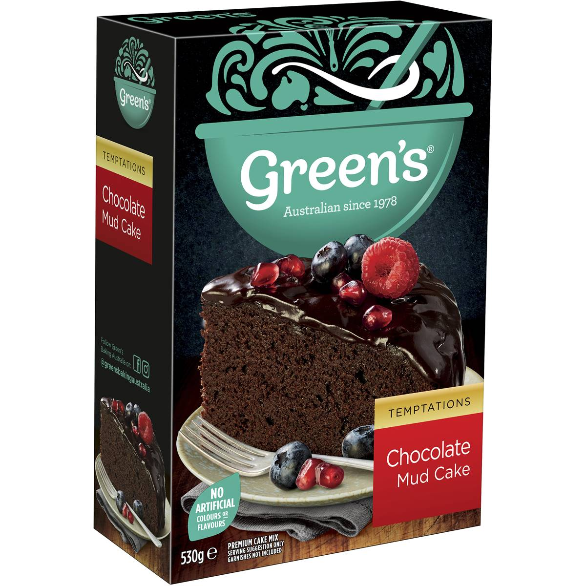 Greens Cake Mix Costco