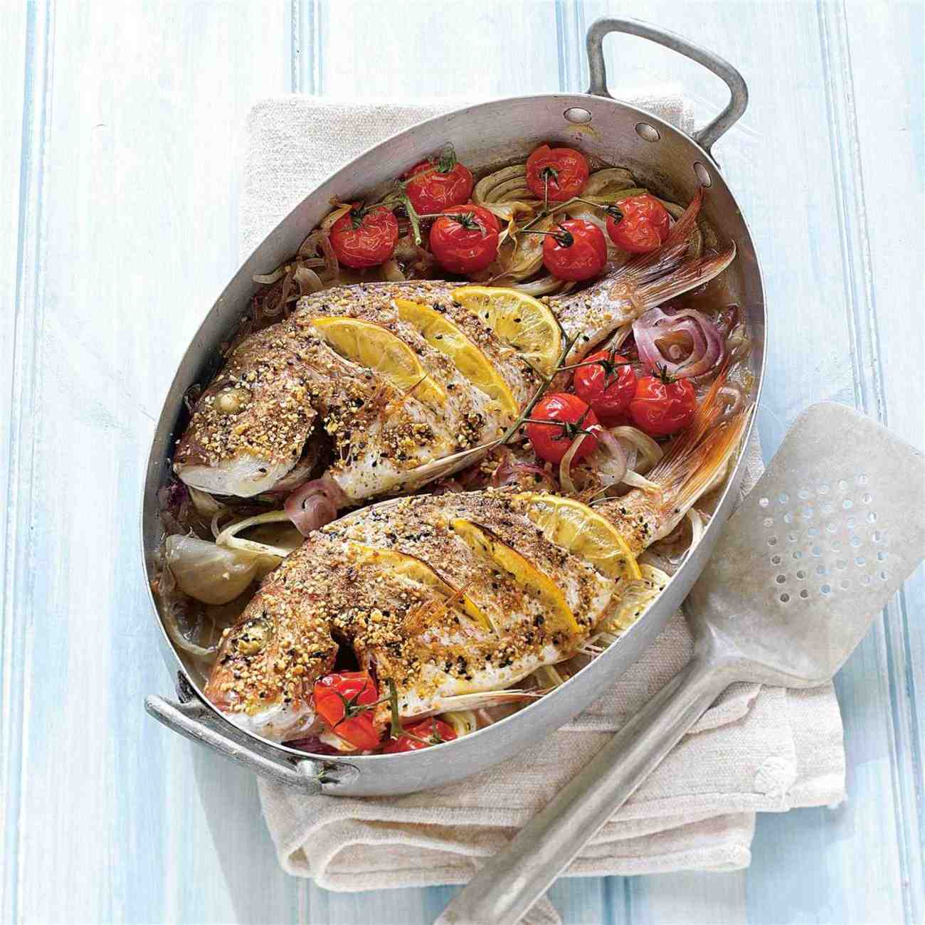 Lunch ideas recipes woolworths for Fish meal ideas